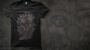 DisHonored  Mask Shirt VOTE by Therbis