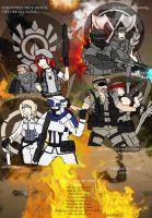 RWBY- The Great War by BloodySoldier007