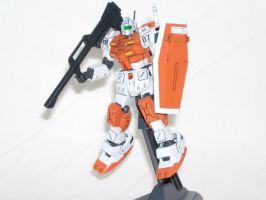 RGM-79 Powered GM by clem-master-janitor