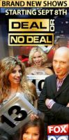 Deal or No Deal Web Ad by PatrickJoseph