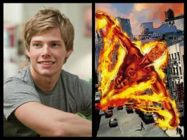 Marvel Casting - Human Torch by Doc0316
