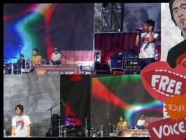 Ada Band live in Soundrenaline by cumii
