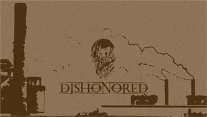 Dishonored Wallpaper #2 by Wel3s