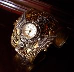 Steampunk Watch Version 2 by Aranwen