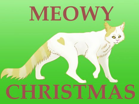 Meowy Christmas! by cookie2202