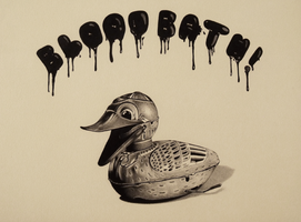 Feeling like a dead duck by cifuso