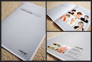 Hairdresser Brochure by DOMDESIGN