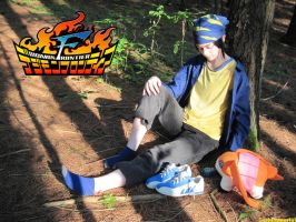 Digimon Frontier: Relax by SethImmortal