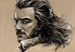 Bard the Bowman by evankart
