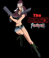 The Black Lagoon WitchBlade by eragoncat07
