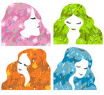 Four Seasons by quite-possibly