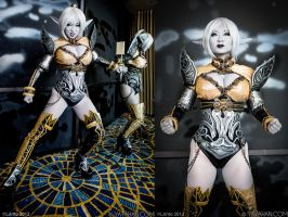 Dark Elf - Construction notes by yayacosplay