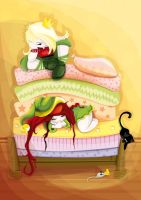 Princess and the Pea by Kalliope7