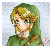 Link by Candy-DanteL