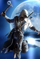 Assassins creed 3 Conner Mobile Device Wallpaper by Nolan989890