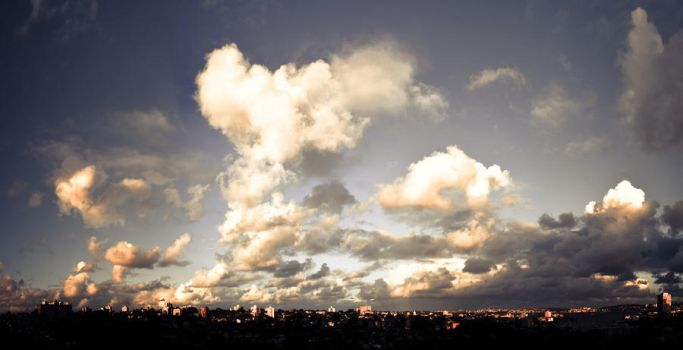 clouds by andrewkevin
