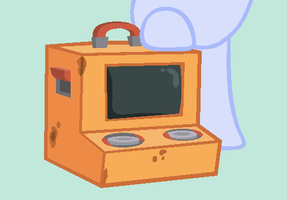 Base 31- The old video game machine by LiviaPony-Bases