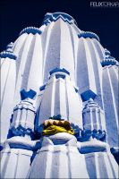 Indian Architecture by FelixTo