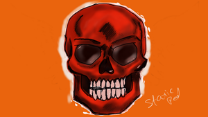 Red Skull by StaticRed