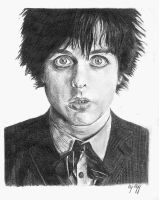 Billie Joe Armstrong by mrsxbenzedrine