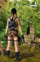 Lara weekend 03 by cosplayerotica