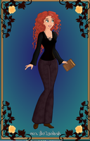DOSL: On the Run Elyssa the Diviner by Maygirl96
