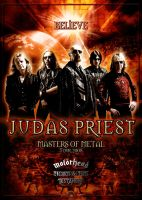 Judas Priest Masters of Metal by brunomazzini