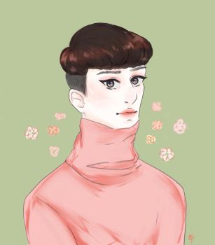 Spring with Yixing by heultea