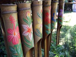 Wind Chimes by CoffeeDaze