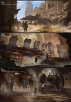 Kor-Places to see by CaconymDesign