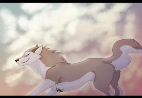 Aleu by leafaye
