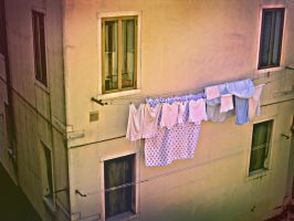 Laundry Day by AllieCat33