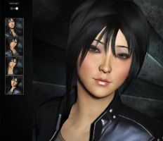 Eve Character Creator- Aesynil by Karma-Kitten