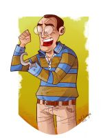 Buster Bluth by cool-slayer