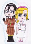 dragunov and jane chibies by amimizuno1994