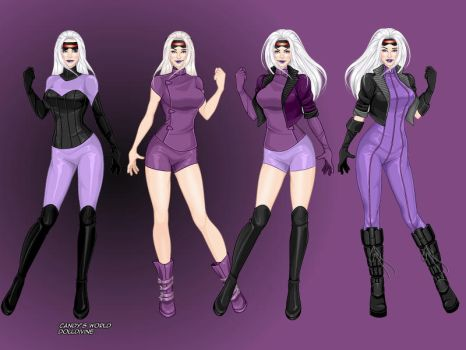 X-Girl (Rubber LInk) by ber32tyd