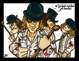 Clockwork Orange by carlosreyes