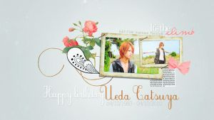 Ueda's banner for Birthday by a-trang