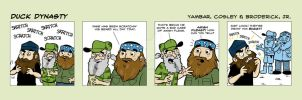 Duck Dynasty by JamieCosley