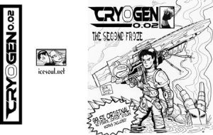 CRYogen 02 cover by ujangzero