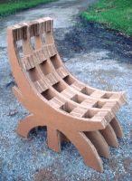 Come Sail Away With Me - Chair by artsrock06