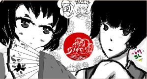 iScribble HetaChat - Japan and Nyo!Japan! by super1ucy