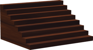 Steps Brown Png Clipart by clipartcotttage