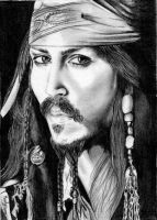 Jack Sparrow by Safi-mohammed