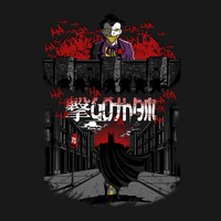 Attack on Gotham by MitchLudwig