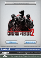 Company of Heroes 2 - Icon by Crussong