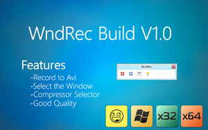 WndRec Build V1.0 by palhaiz