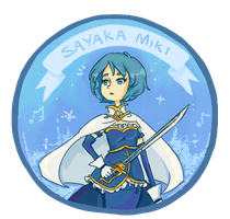 Sayaka Miki by star-melody
