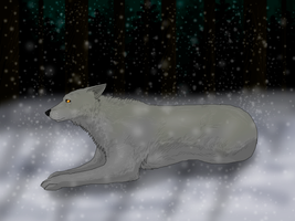 Snow day by Speck--Of--Dust