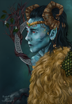 Jotun Loki Finished ::collaboration:: by MightyMilly